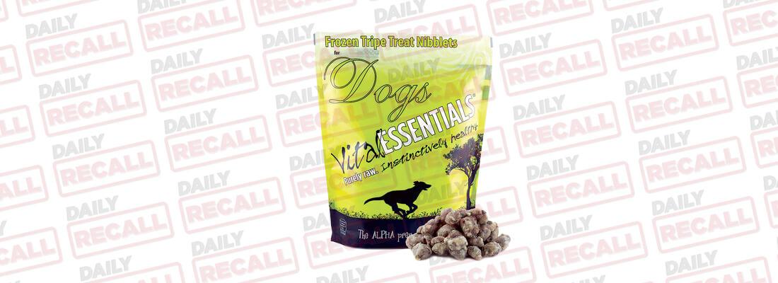 Vital Essentials Dog Food Recall Daily Recall