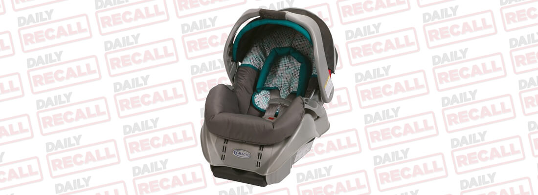 Graco Buckle Recall >> Sticking Buckles on Children's Car Seats - Daily Recall