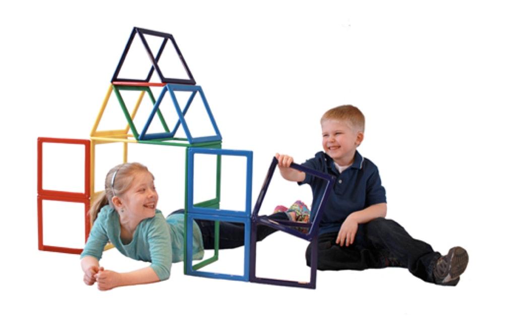 Panelcraft children's building sets